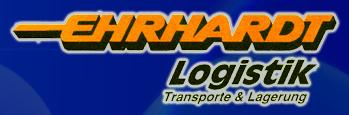 Logo der Spedition Ehrhardt